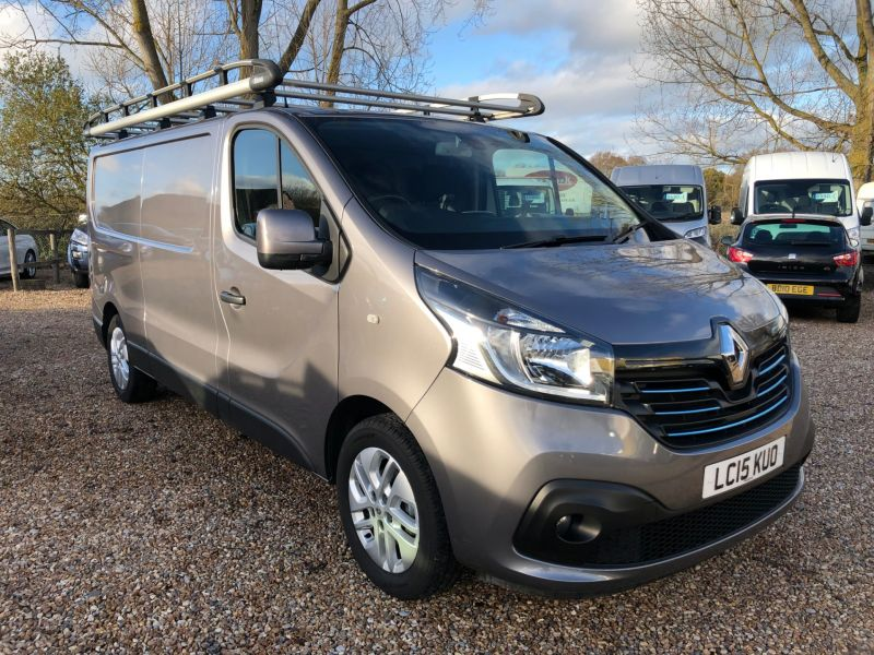 Used RENAULT TRAFIC in Hampshire for sale