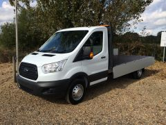 FORD TRANSIT L4 350 2.0L 130ps (EU6) 14FT DROPSIDE RWD - 2609 - 6
