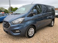 FORD TRANSIT CUSTOM 2.0 TDCi 280 L1H1 Limited 5dr (EU6) - 130PS - AUTOMATIC - 2590 - 8