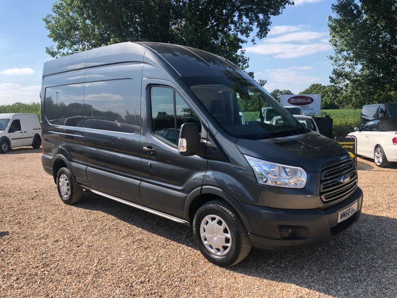 Used FORD TRANSIT in Hampshire for sale