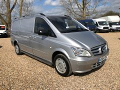MERCEDES VITO 113 CDI 2.1 113CDI Long Panel Van 5dr (EU5) - 2641 - 2