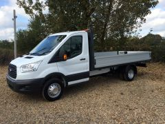 FORD TRANSIT L4 350 2.0L 130ps (EU6) 14FT DROPSIDE RWD - 2609 - 1