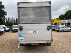 FORD TRANSIT 350 DRW LUTON EXTENDED FRAME 125PS TAIL LIFT - 2599 - 6