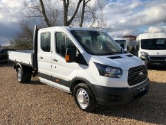 FORD TRANSIT 350 L3H1 Double Cab 1-Way Tipper RWD 4dr (EU6) - 130PS - ALLOY BODY  - 2603 - 2