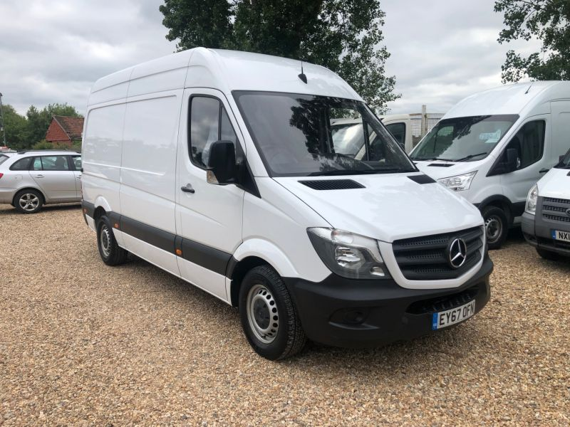 Used MERCEDES SPRINTER in Hampshire for sale