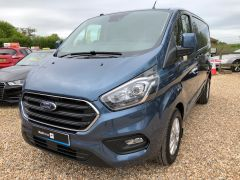 FORD TRANSIT CUSTOM 2.0 TDCi 280 L1H1 Limited 5dr (EU6) - 130PS - AUTOMATIC - 2590 - 7