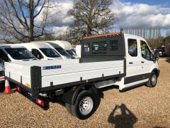 FORD TRANSIT 350 L3H1 Double Cab 1-Way Tipper RWD 4dr (EU6) - 130PS - ALLOY BODY  - 2603 - 7