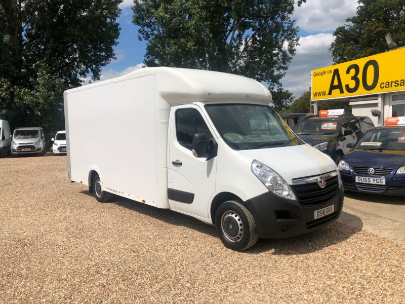 Used VAUXHALL MOVANO in Hampshire for sale