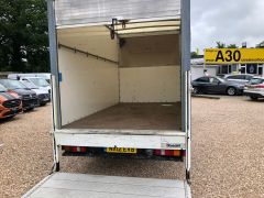 FORD TRANSIT 350 DRW LUTON EXTENDED FRAME 125PS TAIL LIFT - 2599 - 15