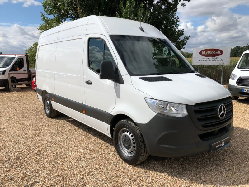 MERCEDES-BENZ SPRINTER in Hampshire for sale