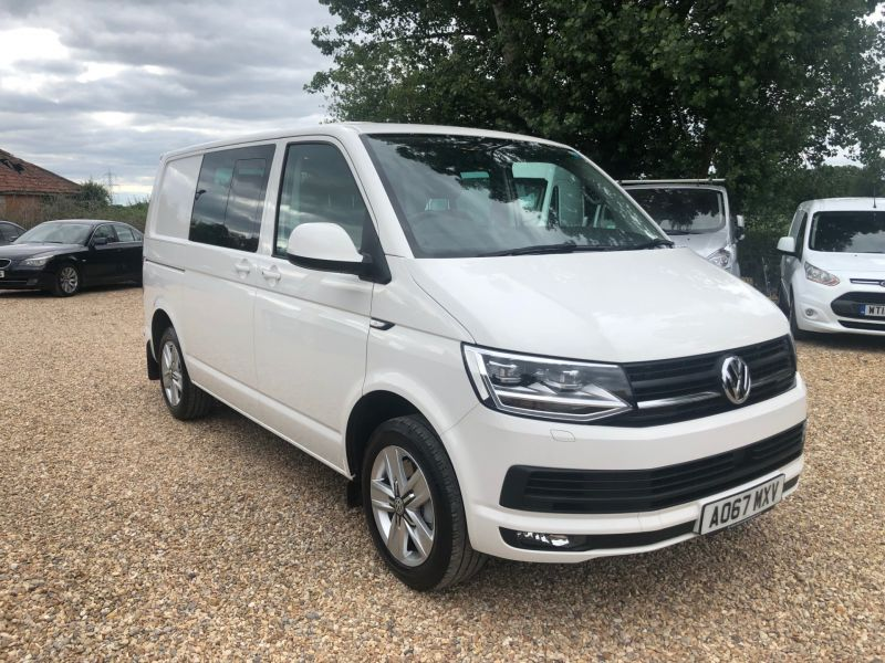 Used VOLKSWAGEN TRANSPORTER in Hampshire for sale