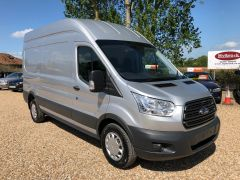 FORD TRANSIT 350 L3H3 Trend RWD - AIR CON - PARKING SENSORS  - 2589 - 1