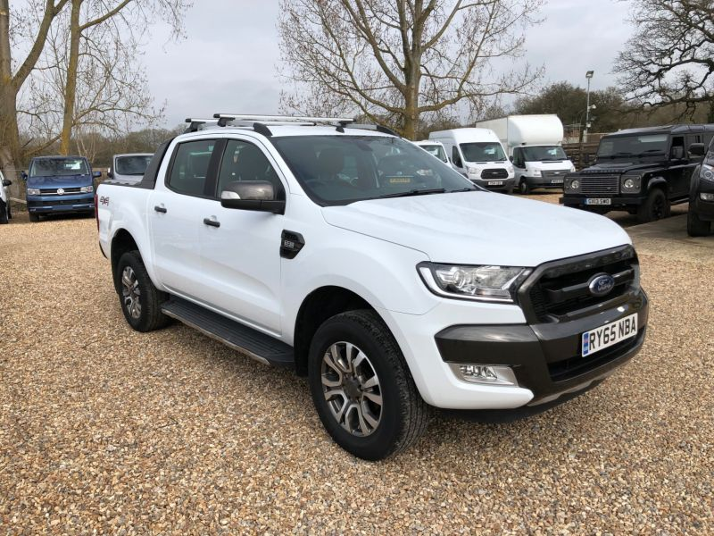 Used FORD RANGER in Hampshire for sale