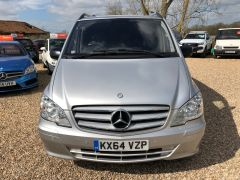 MERCEDES VITO 113 CDI 2.1 113CDI Long Panel Van 5dr (EU5) - 2641 - 8