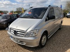 MERCEDES VITO 113 CDI 2.1 113CDI Long Panel Van 5dr (EU5) - 2641 - 11