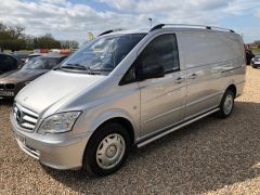 MERCEDES VITO 113 CDI 2.1 113CDI Long Panel Van 5dr (EU5) - 2641 - 12