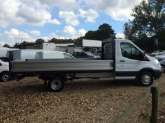 FORD TRANSIT L4 350 2.0L 130ps (EU6) 14FT DROPSIDE RWD - 2609 - 3