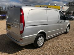 MERCEDES VITO 113 CDI 2.1 113CDI Long Panel Van 5dr (EU5) - 2641 - 4