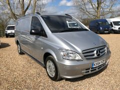 MERCEDES VITO 113 CDI 2.1 113CDI Long Panel Van 5dr (EU5) - 2641 - 1