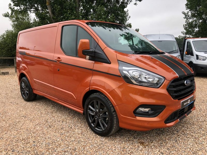 FORD TRANSIT CUSTOM in Hampshire for sale