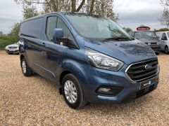 FORD TRANSIT CUSTOM 2.0 TDCi 280 L1H1 Limited 5dr (EU6) - 130PS - AUTOMATIC - 2590 - 2